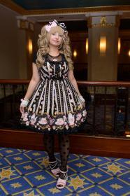 Sweet  from Original: Lolita worn by Gems
