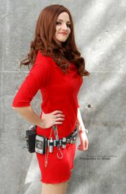Oswin Oswald from Doctor Who worn by Callesto