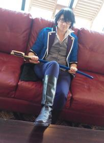 Saruhiko Fushimi from K / K Project worn by KT