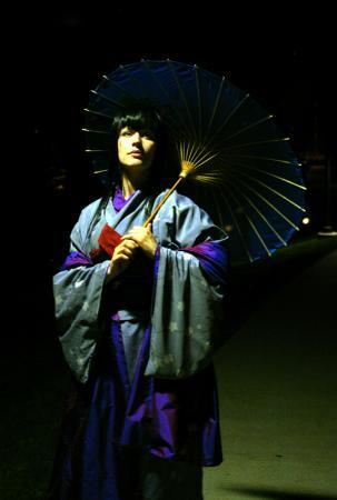 Tomoe Yukishiro from Rurouni Kenshin worn by AVA