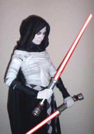 Asajj Ventress from Star Wars: The Clone Wars