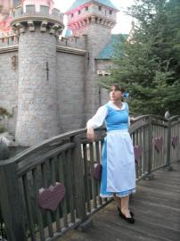 Belle from Beauty and the Beast worn by RaeRaeM