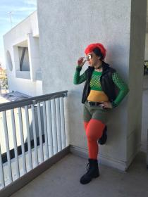 Bowser from Super Mario Brothers Series worn by RaeRaeM