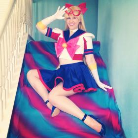 Sailor V from Codename: Sailor V worn by Sparkle Pipsi