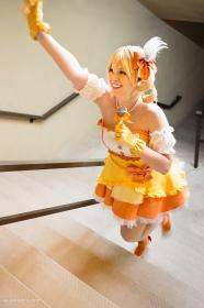 Mami Tomoe from Madoka Magica worn by Sparkle Pipsi