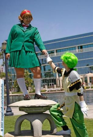 Ferio from Magic Knight Rayearth worn by Fireshark