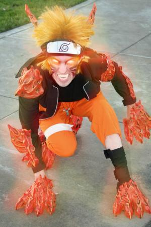 Naruto Uzumaki from Naruto Shippūden worn by Fireshark