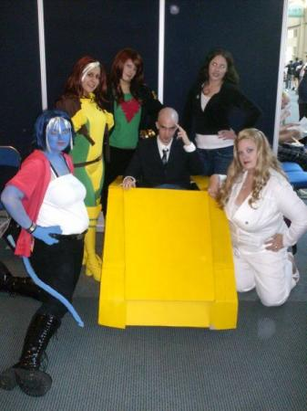 Professor X from X-Men worn by Fireshark