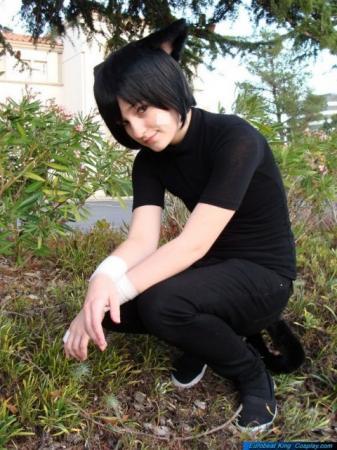 Ritsuka Aoyagi from Loveless worn by Kasai