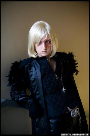Mello from Death Note worn by navigated