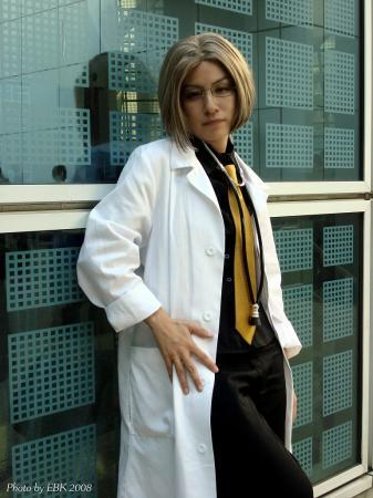 Dr. Kyousuke Irie from Higurashi no Naku Koro ni worn by Mikarin