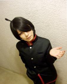 Araragi Koyomi from Bakemonogatari