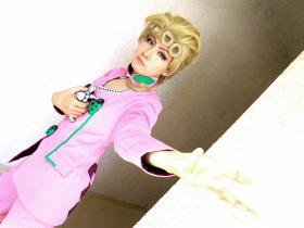 Giorno Giovanna from Jojo's Bizarre Adventure worn by Mikarin