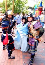 Toshizo Hijikata from Hakuouki Shinsengumi Kitan worn by Mikarin