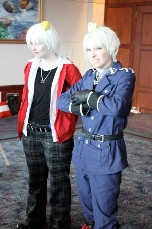 Prussia / Gilbert Weillschmidt from Axis Powers Hetalia worn by Masterofveggies