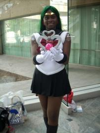 Super Sailor Pluto from Sailor Moon Super S worn by AeonisPi