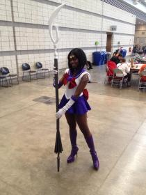 Sailor Saturn from Sailor Moon worn by AeonisPi