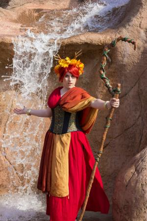 Keyleth from Critical Role worn by Elycium