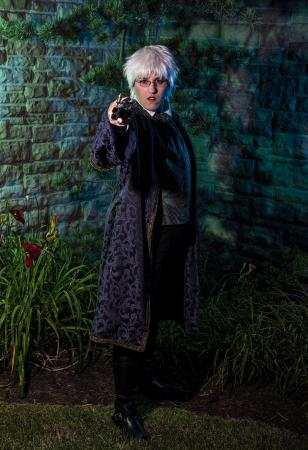 Percy de Rolo from Critical Role