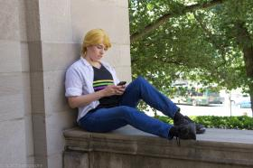 Adrien Agreste from Miraculous Ladybug worn by Elycium