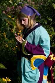 Kusuriuri from Mononoke worn by Elycium