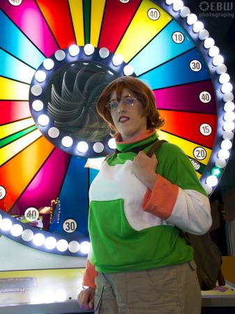 Pidge Gunderson / Katie Holt from Voltron: Legendary Defender by Elycium