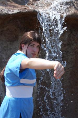 Katara from Avatar: The Last Airbender worn by Elycium