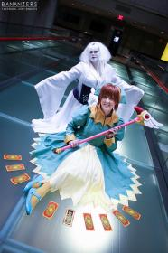 The Snow from Card Captor Sakura worn by Lunaladyoflight