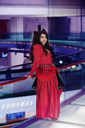 Tohsaka Rin from Fate/Grand Order
