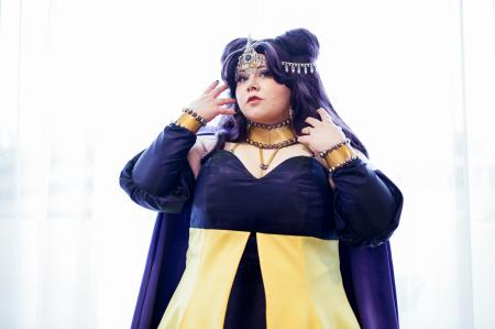 Queen Nehelenia from Sailor Moon Super S worn by Lunaladyoflight