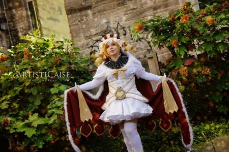 Mami Tomoe from Magia Record by Lunaladyoflight