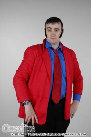 Arsène Lupin III from Lupin III worn by Outlaw