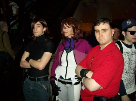 Lasse Aeon from Mobile Suit Gundam 00