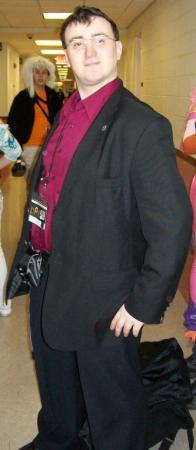Maes Hughes from Fullmetal Alchemist