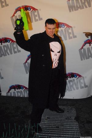The Punisher from Punisher worn by Outlaw