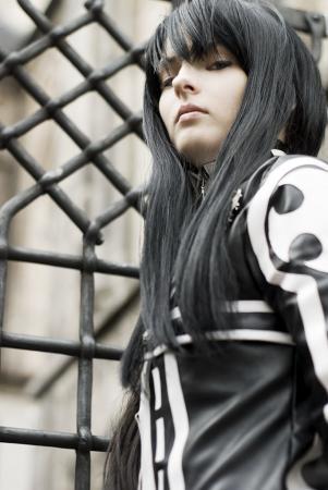 Yu Kanda from D. Gray-Man