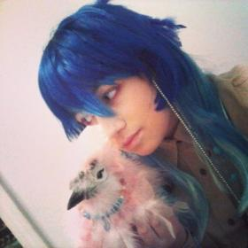 Aoba Seragaki from DRAMAtical Murder worn by Hokaido Planet