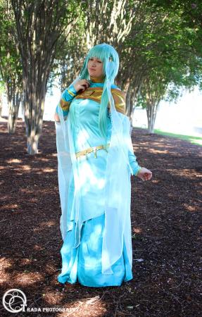 Ninian from Fire Emblem: Blazing Sword