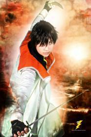 Shinomori Aoshi from Rurouni Kenshin