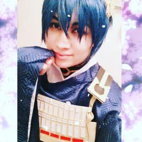 Mikazuki Munechika from Touken Ranbu worn by Hokaido Planet