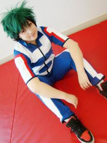 Izuku Midoriya from Boku no Hero Academia