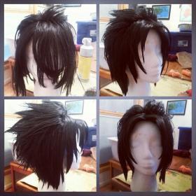 Sasuke Uchiha from Naruto worn by Hokaido Planet