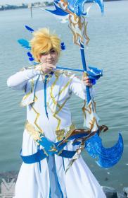 Sorey from Tales of Zestiria worn by Hokaido Planet