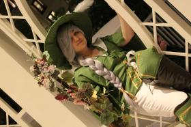 Yunan from Magi Labyrinth of Magic