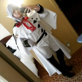 Ferid Bathory from Seraph of the End