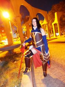Shanoa from Castlevania: Order of Ecclesia worn by JessValkyrie