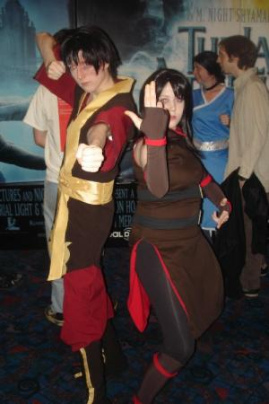 Jun from Avatar: The Last Airbender