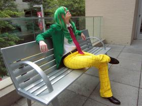 Yuusuke Makishima from Yowamushi Pedal worn by fin fish