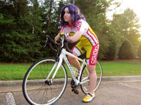 Junta Teshima from Yowamushi Pedal worn by fin fish