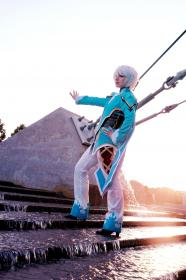 Mikleo from Tales of Zestiria worn by fin fish
